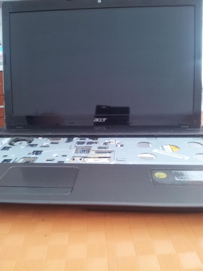 Problema Acer Aspire 5750 G-