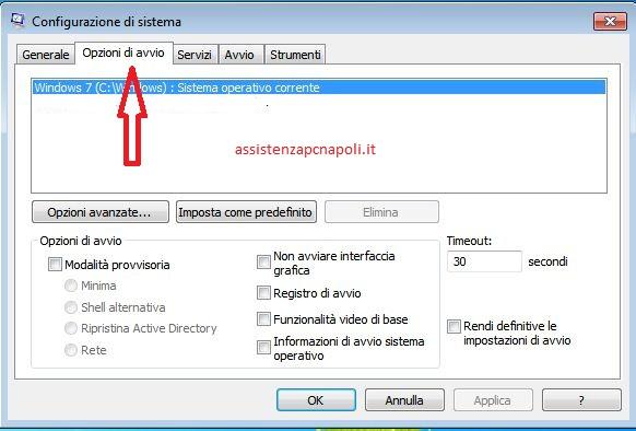 come velocizzare e ottimizzare Windows 7