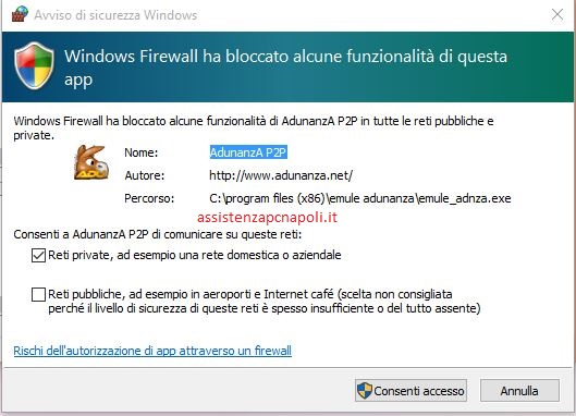 SCARICARE EMULE ADUNANZA PER WINDOWS XP