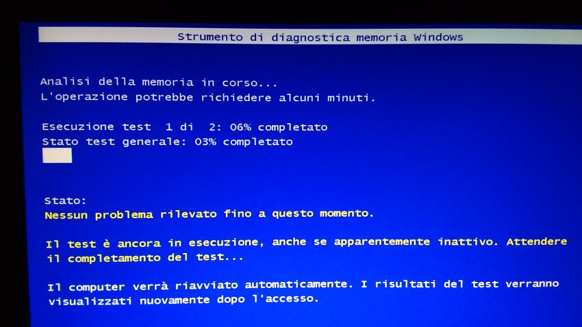 Come testare la memoria Ram in Windows 7- 8.1 - 10