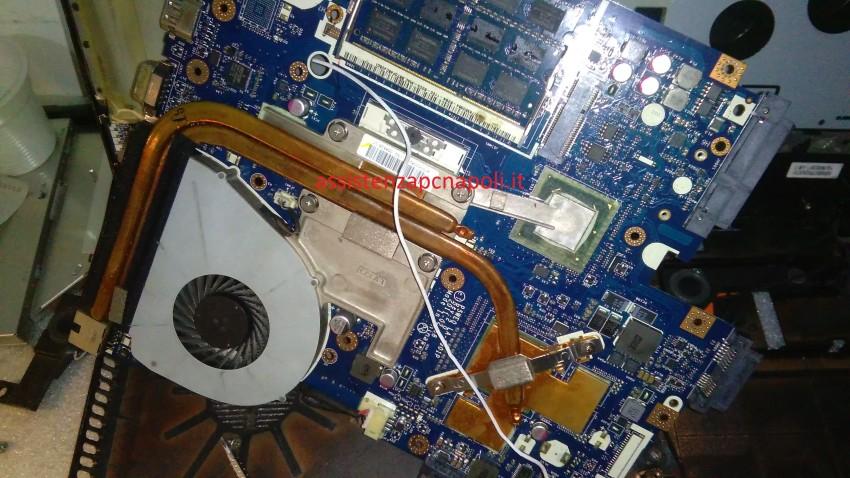 Problema Acer Aspire 5750 non ricarica la batteria...