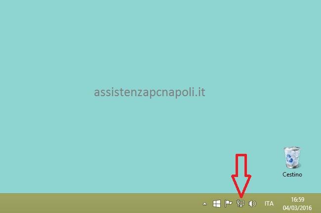 Come impostare un IP statico TCP / IP su Windows 8.1