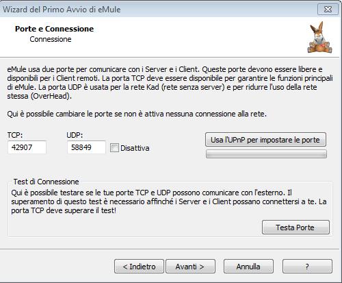 Guida installazione eMule 0.50a