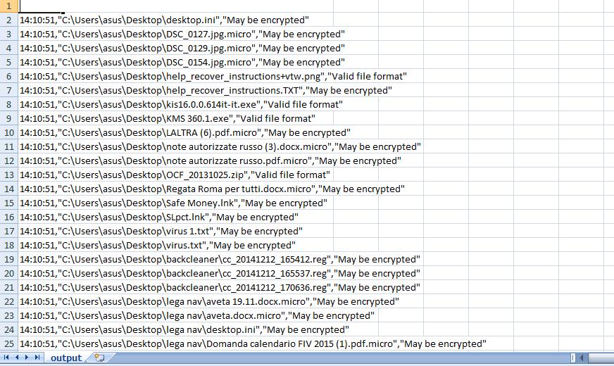 how to clean cryptolocker virus