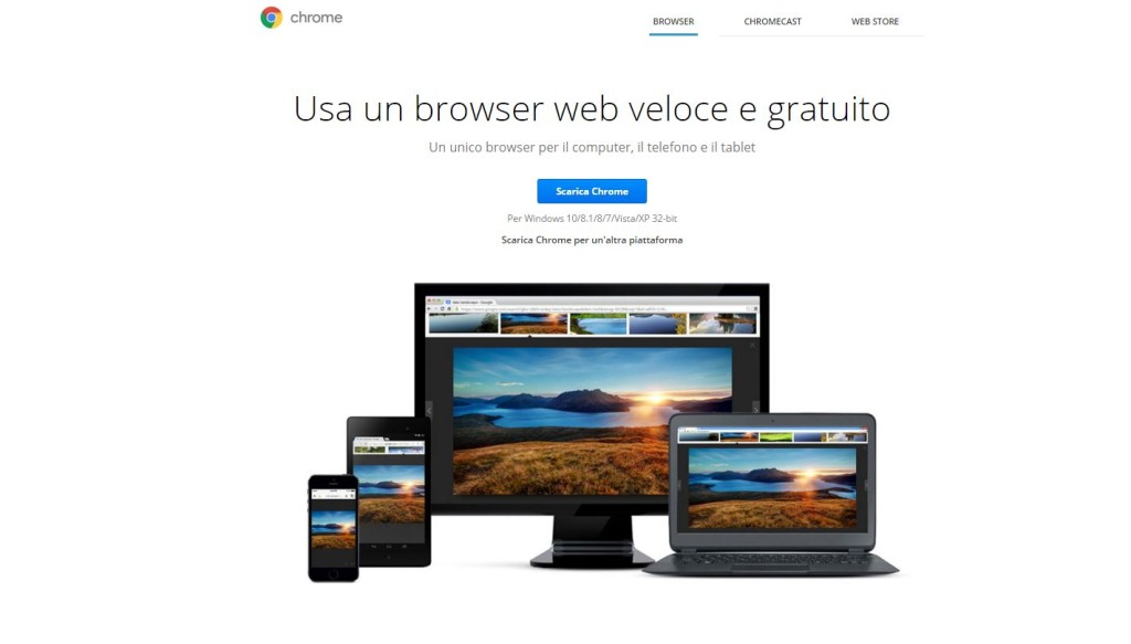 Come installare Google Chrome