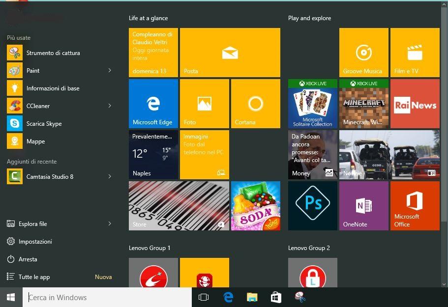 Come impostare Chrome su Windows 10