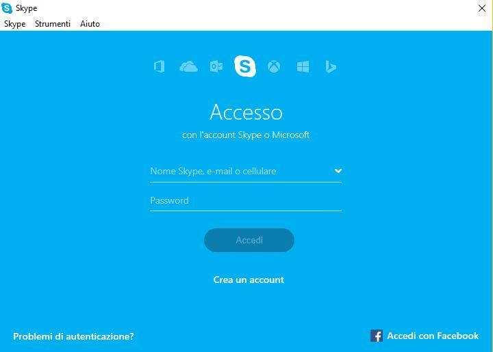 Come scaricare Skype su Windows 10