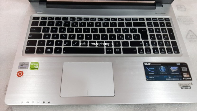 Problema computer Asus S56C