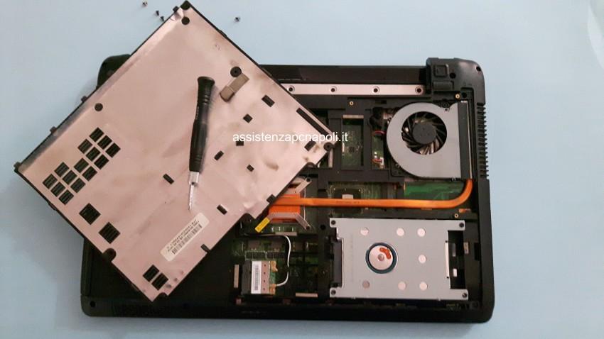Problema PC Asus X52F