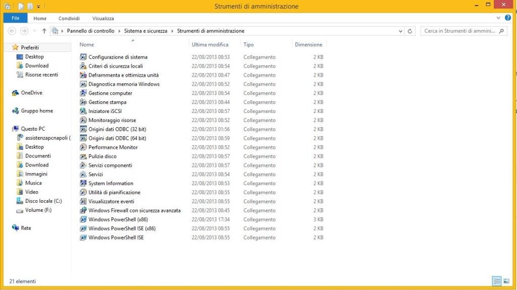 Schermata blu Windows 8.1