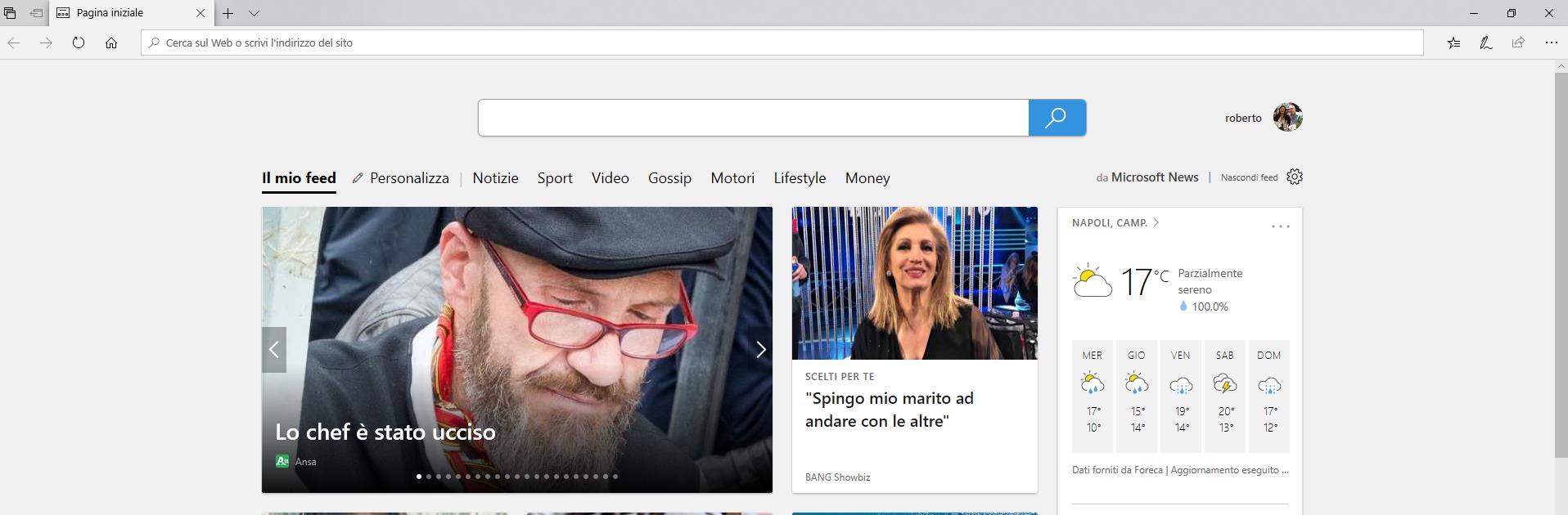 Come impostare Google su Windows 10