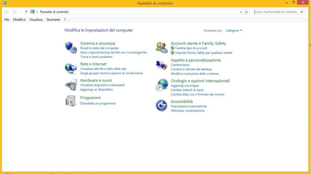 Come verificare errori memoria ram Windows 8.1