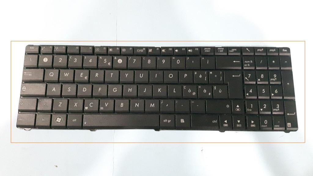 Assistenza e riparazioni PC Asus X53T