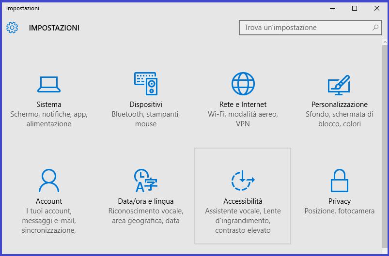 Come impostare Google Chrome su Windows 10