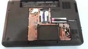Problema computer HP Pavillon G Series