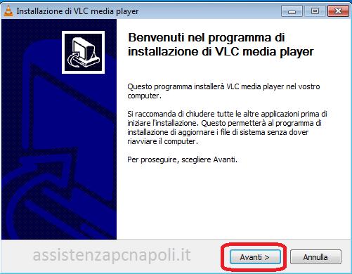 Programma per vedere video