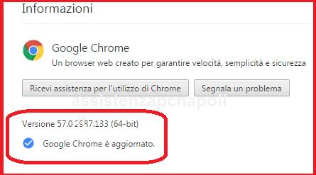 Come installare la nuova versione di Chrome 64 bit