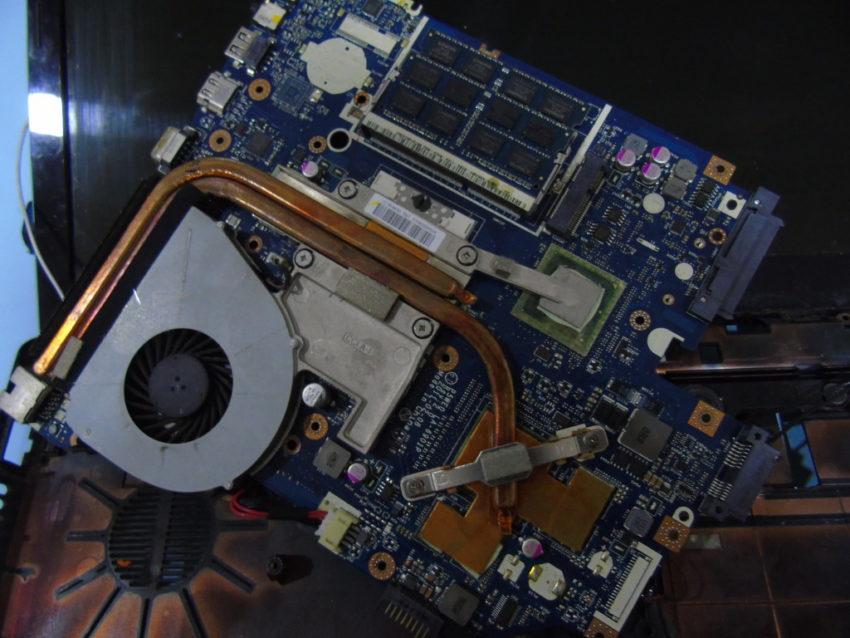 Problema schermata blu computer Acer Aspire