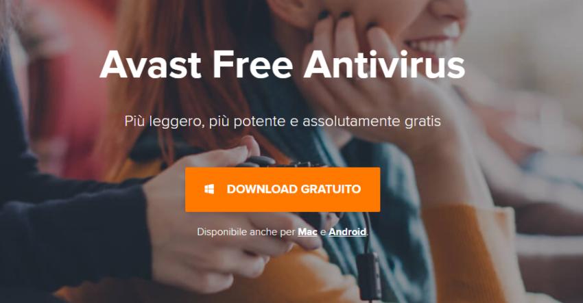 I migliori antivirus gratuiti Windows