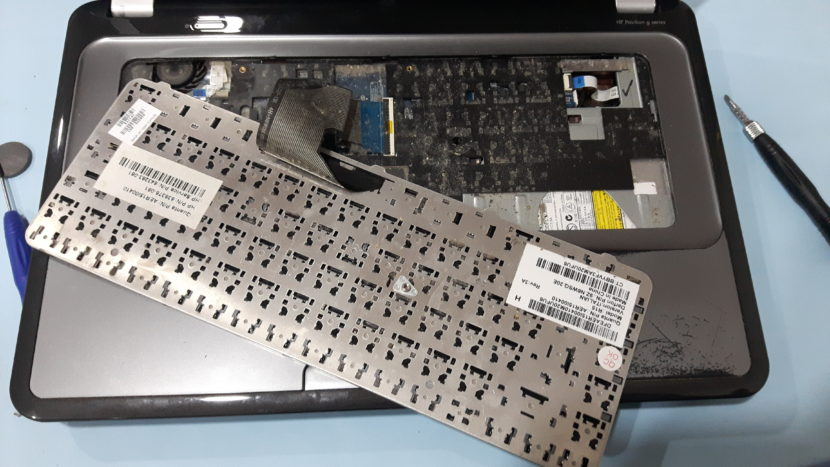Problema computer HP Pavilion g6