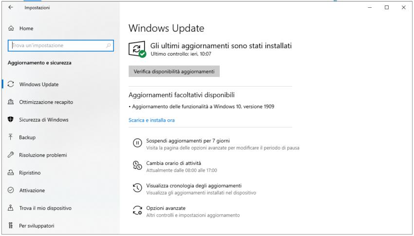 Velocizzare internet su Windows 10