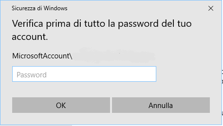 Come eliminare PIN o password su Windows 10