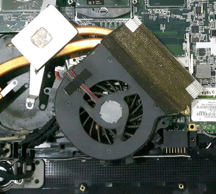 Pulire la Ventola del PC