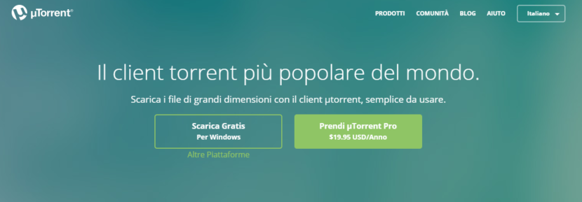 Aprire porte uTorrent con Fastweb