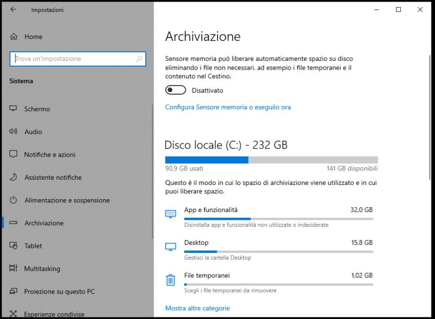 Pulire Windows 10: Come fare