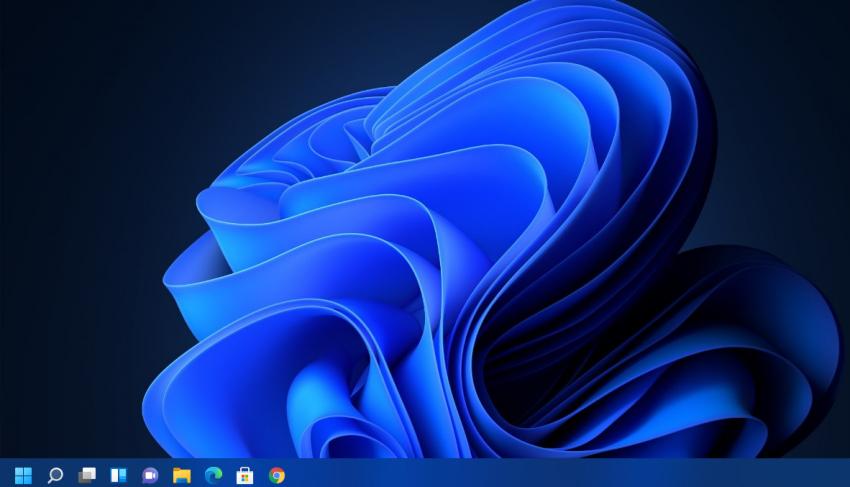 Spostare menu Start di Windows 11